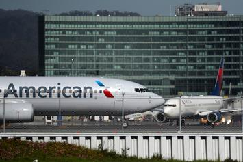 American Airlines Makes Emergency Landing After Man Lights Up On Flight