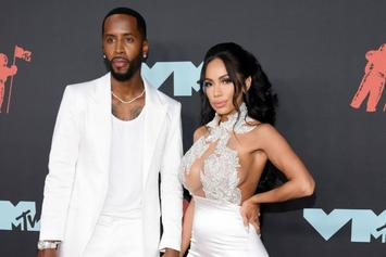 Safaree Samuels & Erica Mena Hint That Their Wedding Date Is Coming Up Soon
