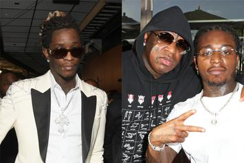 """Birdman, Young Thug & Jacquees Tease """"Rich Gang 2"""" With This Photo"""