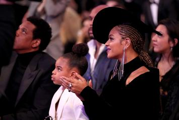 """Beyoncé Says Blue Ivy Is """"A Cultural Icon"""" In Trademark Dispute Over Daughter's Name"""
