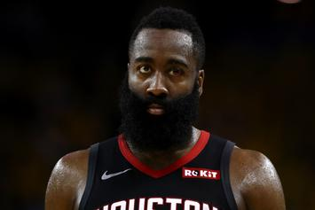 "James Harden Harshly Criticized By Scout For Being ""Tough To Play With"""