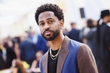 Big Sean & His Proud Mother Get Close In Heart-Warming Photo