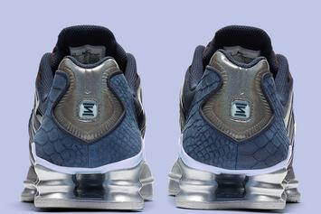 Nike Shox TL Receives Pony Hair & Python Skin Revival: Official Photos