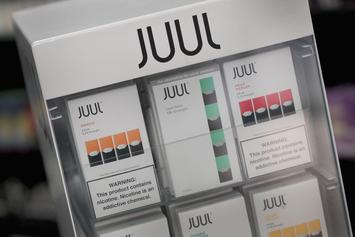 Juul To Halt All United States Advertising Days After CEO Steps Down