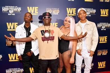 Flavor Flav Cries As Daughter Tells Him She Was Homeless & He Wasn't There For Her