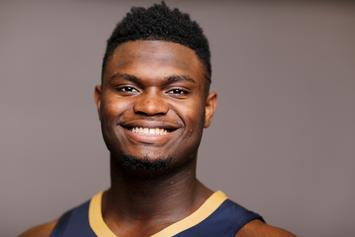 Zion Williamson Expresses Distaste Over NBA 2K20 Character: Watch