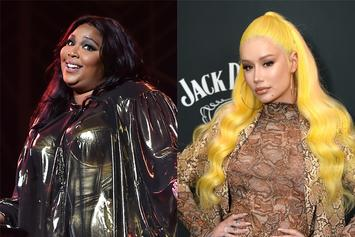 Lizzo Really Wants To Destroy Iggy Azalea's Chart Record
