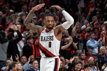 Damian Lillard Claps Back At Shaq With New Diss Track