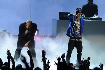 "Chris Brown & Big Sean Reunite: ""Can Go Months Without Speaking"""