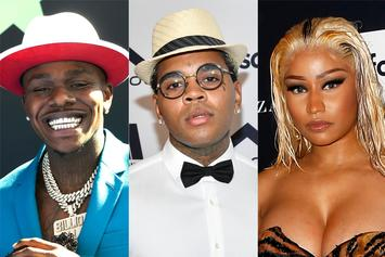 HNHH TIDAL Wave: DaBaby, Kevin Gates & Nicki Minaj Dominate