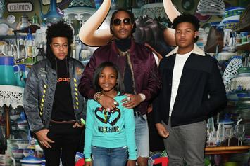 Future's Alleged Baby Mamas Connect On IG & Share Photos Of Their Children