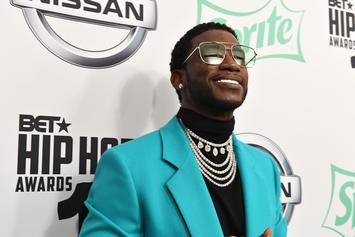 """Gucci Mane Drops Receipts On Angela Yee, Says He's Banned From """"The Breakfast Club"""""""