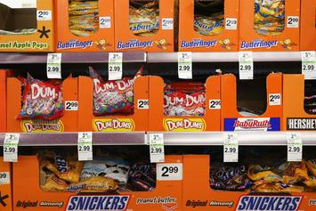 This Year's Worst Halloween Candy Has Been Determined