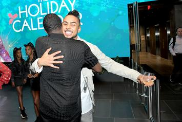 Quincy Opens Up About His Relationship With Diddy & The Best Advice He's Received