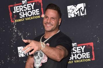 """""""Jersey Shore"""" Star Charged With Kidnapping In Domestic Violence Incident"""