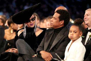 "Beyoncé Battles With Wedding Planner Over ""Blue Ivy"" Trademark"