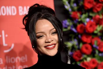 "Rihanna Announces ""Visual Autobiography"" Book With Over 1,000 Photos"
