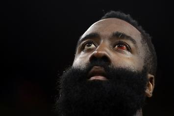 """James Harden Hailed """"Greatest Scorer Ever"""" By Adidas, NBA Twitter Reacts"""