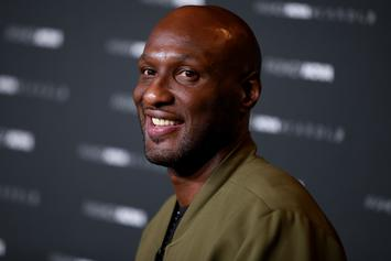 "Lamar Odom Caught Adjusting His Junk Live On ""Dancing With The Stars"""
