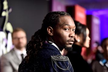 Offset Calls Out Other Rappers For Smelling Bad