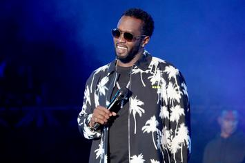 """Diddy's A Huge Fan Of French Montana's """"Writing On The Wall"""" Single: """"Go Best Friend"""""""