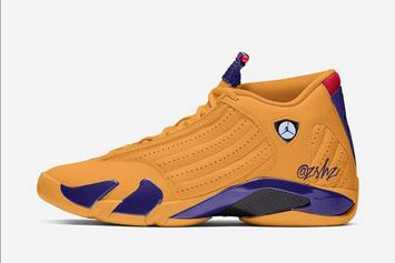 Lakers Inspired Air Jordan 14 Rumored For 2020: What To Expect