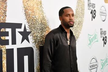 Safaree Reportedly Owes The IRS $35K After Dodging Taxes For Years