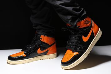 "Air Jordan 1 ""Shattered Backboard 3.0"" On-Foot Images Revealed: Details"