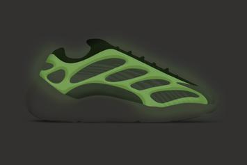 Adidas Yeezy 700 V3 Set To Debut In Glow-In-The-Dark Colorway