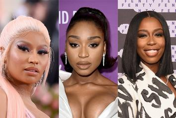 """Charlie's Angels"" OST Tracklist Revealed: Nicki Minaj, Normani, Kash Doll & More"