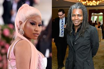 Nicki Minaj Refuses To Hand Over Evidence In Court Battle With Tracy Chapman