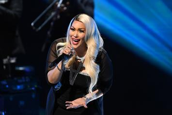 R&B Powerhouse Keke Wyatt Announces She's Pregnant With Her 10th Child