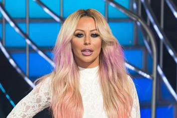 "Aubrey O'Day Faces Criticism Once Again Over Looks, Calls Insults ""Silly"""