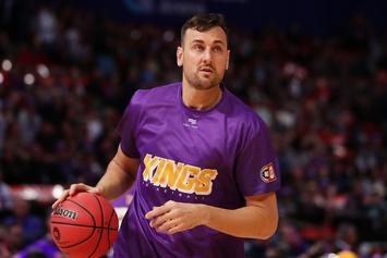 Andrew Bogut Appears To Scold LeBron James With China Subtweet