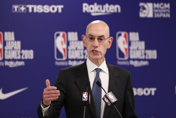 Adam Silver Breaks Silence On China Debacle Amid Criticism: Watch