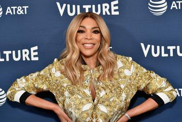 Wendy Williams Receives Star On Hollywood's Walk Of Fame
