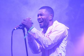 Frank Ocean Premieres New Music During NYC PrEP+ Party