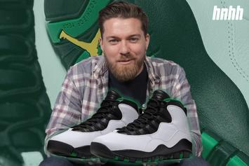 "Sneaker Unboxing: Air Jordan 10 ""Seattle"""