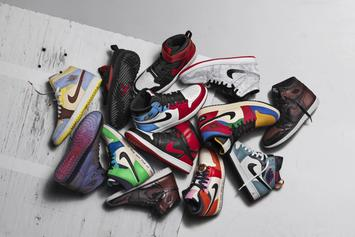 "Air Jordan 1 ""Fearless Ones"" Collection Unveiled By Jordan Brand: Photos"