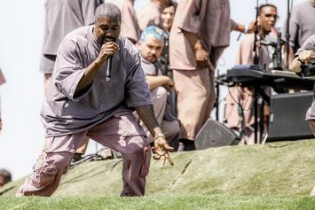 Kanye West's Sunday Service Touches Down In Jamaica & Social Media Shares Every Moment