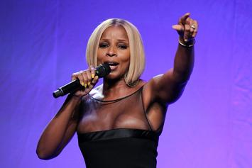 Mary J. Blige Joining Cast Of Aretha Franklin Biopic