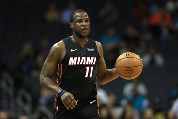 Dion Waiters Reacts To Being Suspended By Miami Heat