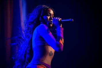 "Azealia Banks Shares Message For Fans: ""I Wish You Would All Shut Up"""