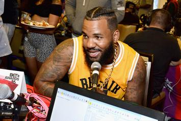 The Game's New Hairstyle Gives Fans Nipsey Hussle Vibes