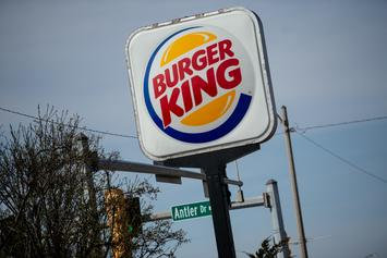 """Burger King Announces Limited Edition """"Ghost Whopper"""" In Time For Halloween"""
