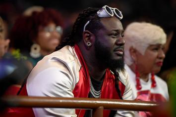"T-Pain's Tour Canceled Over Poor Ticket Sales: ""I Was Advised To Lie About This"""