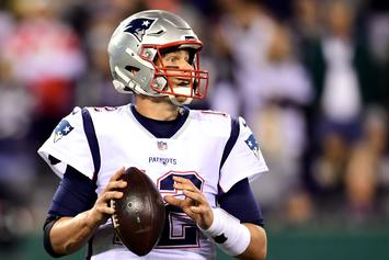 Tom Brady Responds To Rumors That He Might Leave The Patriots