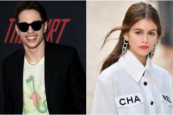 Pete Davidson Sparks Dating Rumours With Cindy Crawford's 18-Year-Old Daughter