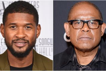 "Usher Joins Forest Whitaker In Emotional Film ""Burden"" About The Ku Klux Klan"