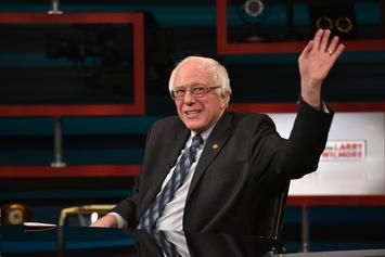 Bernie Sanders Shared His Marijuana Legalization Plan At 4:20 PM